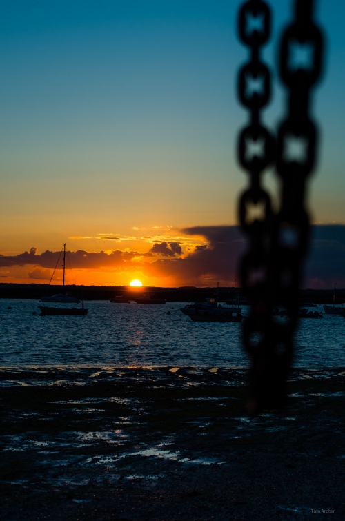 Mersea sunset